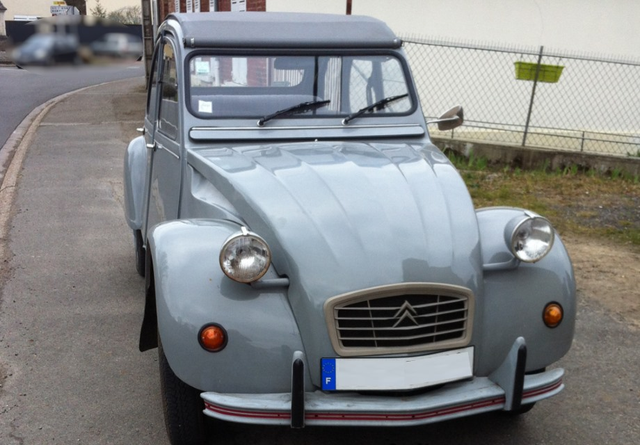 location citro u00ebn 2cv6 1980 gris 1980 gris colombes