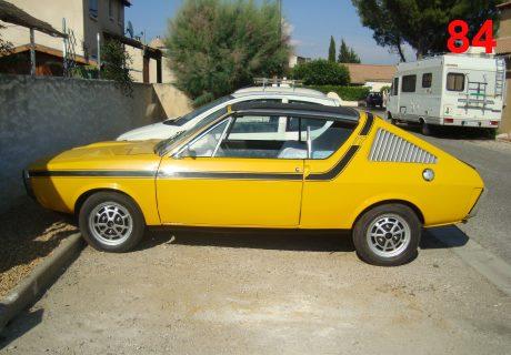 Location renault 17 1973 1973 jaune cavaillon - Garage renault cavaillon ...