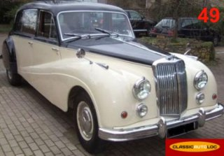 Armstrong Siddeley sapphire 1959