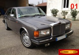 Bentley Eight 1987 Gris foncé