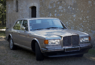 Bentley EIGHT 1987 Beige