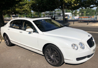 Bentley Flying Spur 2006 Blanc