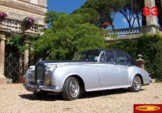 Bentley S1 1956 Gris 2 tons