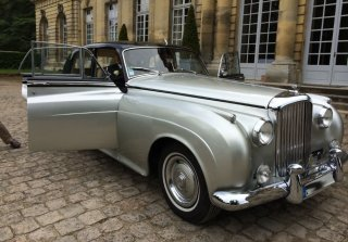 Bentley S1 1956 gris/noir