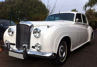Bentley S2 1960 Blanche