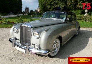 Bentley S2 1962 Gris-bronze et Noir
