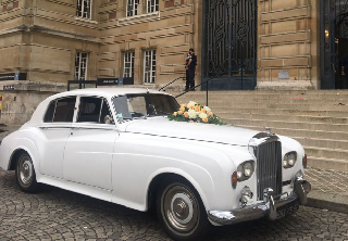 Bentley S3 1963 Blanche