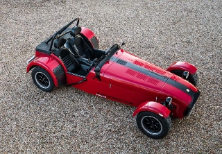 Caterham Seven Cup 2013 Rouge
