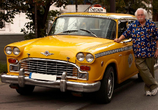 Checker 1973 Jaune