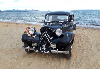 Citroen Traction 11bl 1955 noir