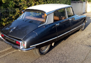 Citroën DS 21 Super 1973