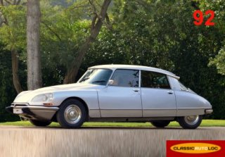 CITROEN DS 23 PALLAS 1974 GRIS