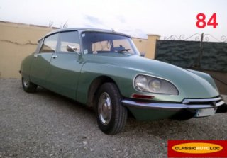 Citroen DS Super5 1973