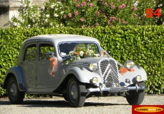 Citroen Traction 11BL 1953 Gris