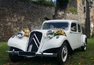 Citroen Traction 11B 1956