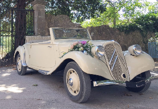 Citroen Traction 11BL 1955 Beige