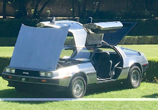 DeLorean DMC-12 1981 Inox