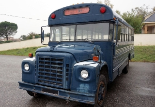International Loadstar 1976 Bleu