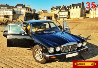 Jaguar Daimler XJ6 Sovereign 4,2L 1980