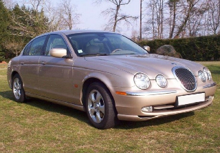 Jaguar S - Type 2001 Beige