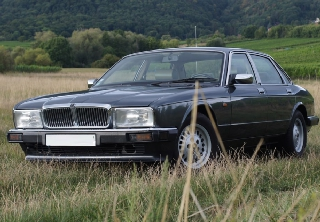 Jaguar Sovereign 1991 Gris vernis