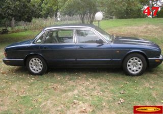 Jaguar XJ8 version longue 1998