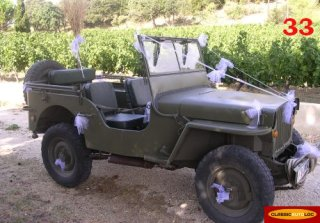 Jeep Hotchkiss 1963 Kaki