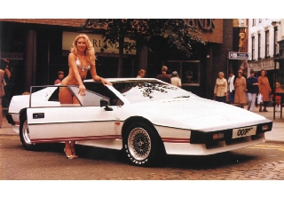 Lotus esprit turbo 1991 blanc