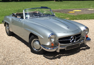 Mercedes Benz 190 sl 1959