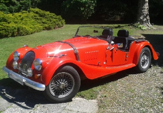 Morgan 4/4 1983 rouge