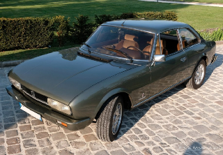 Peugeot 504 COUPE 1983 BRONZE