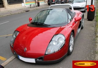 Renault Spider 1997 Bordeaux