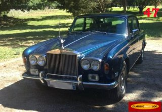 Rolls Royce Silver Shadow I 1975