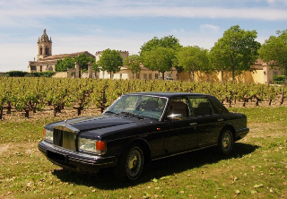 Rolls Royce SILVER SPUR IV 1996 Black Sapphire