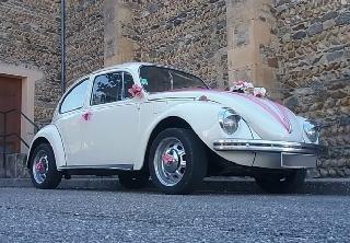 volkswagen coccinelle 1971 blanche - Location Voiture Ancienne Mariage Pas Cher
